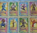 Power Rangers Jungle Fury (Egmont)