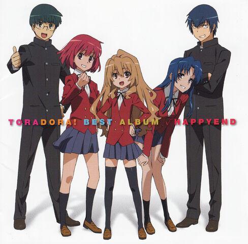 File:Toradora - Best Album.jpg