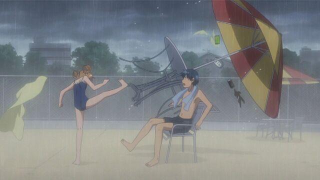 File:22 ryuuji and taiga practicing while raining.jpg