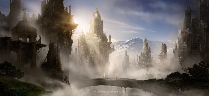Ruins of Sendrellar