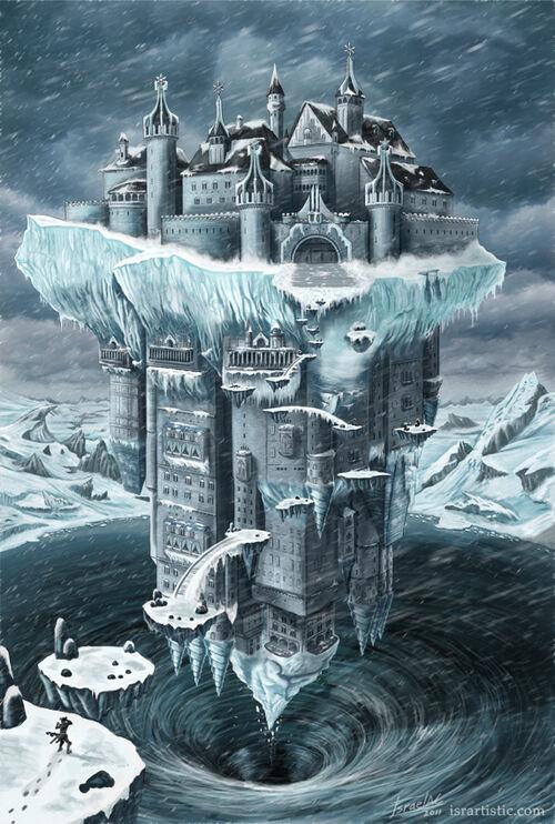 Floating castle by isra ac-d3ljjd4