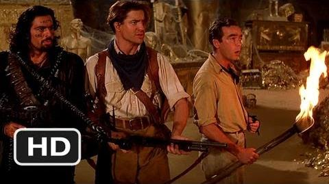 The Mummy (9 10) Movie CLIP - Imhotep's Priests Return (1999) HD