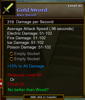 Gold-Sword