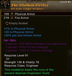 The Diolkos Device