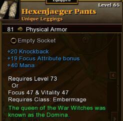 Hexen Pants