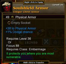 Soulshield Armor