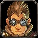 Alchemist portrait
