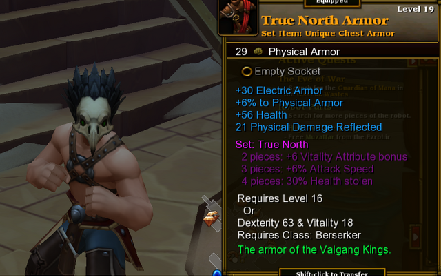 File:True North Armor.png