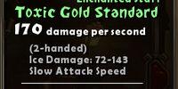 Toxic Gold Standard