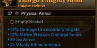 Thargo's Mighty Helm