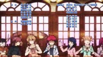 Shokugeki no Soma Ending 1 HD