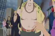 Ryun during his young days as a Bishokuya