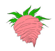 CreamStrawberryRipe