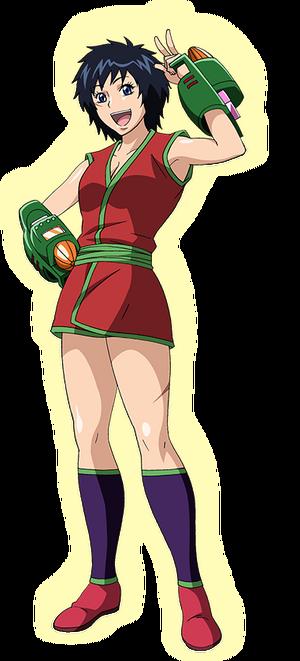 Rin UltimateSurvival