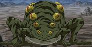 Soldier Frog Gourmet Battle
