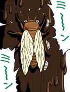 Choco Cicada Manga color