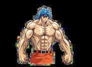 Toriko without shirt
