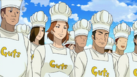 Guts employees