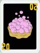 20 Points - Foam Fruit