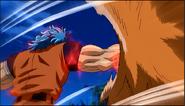 Toriko's Kugi Punch muvie