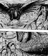 Four Beast remembering past battles