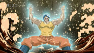 Toriko after drinking Mellow Cola