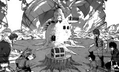 FHK finding the final Ichiryuu's treasure chest