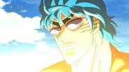 Toriko with Tom's sunglasses