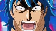 Toriko yells at Starjun