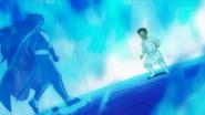 Starjun walks to Komatsu