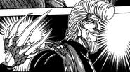 Jirou about to use his Rouou no Kiba