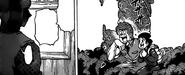 Chiru notices Toriko and Komatsu