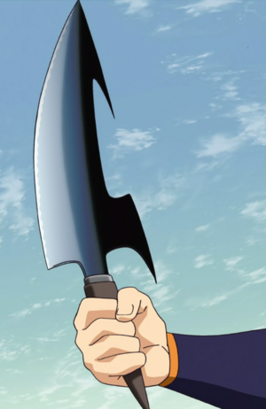 Melk2nd Knife
