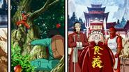 Chinchin, Shuu and Chiru in OP2