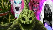 Four Beast feeling FHK intimidations
