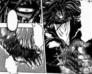 Starjun removing the poison with Netsu Shoudoku