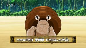 Coronit Crab1