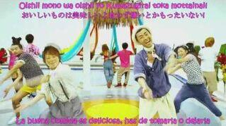 Hyadain - Samba de Toriko!!! (Sub Español) - ヒャダインのサンバ de トリコ!!!-