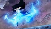 Starjun ignites Flame Whirlwind with legs