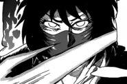 Rin prepared to fight