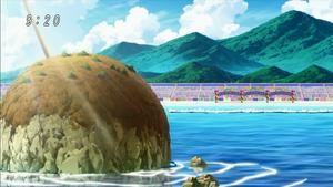 Takoyaki Island