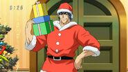 Toriko in Santa clothes