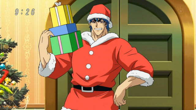 File:Toriko in Santa clothes.jpg