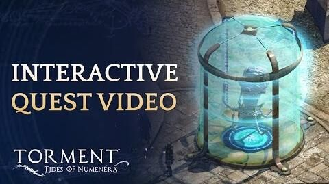 Torment Tides of Numenera - Interactive Quest Trailer