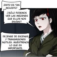 Yuri molesta