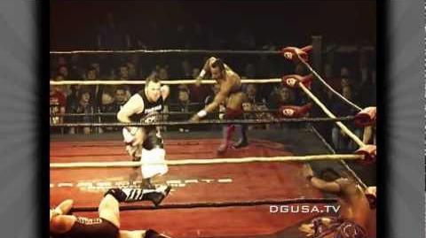 DGUSA Bushido 2011 DVD Trailer - DGUSA Homegrown Stars vs