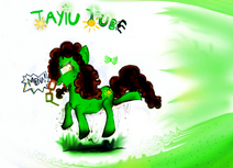 Tayiu tube la pony salentina by kingflurry-daxe2nd