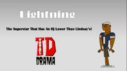 Lightning TD Wallpaper