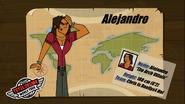 Alejandro Poster