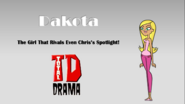 Dakota Intern Wallpaper